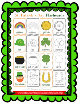 St. Patrick´s Day for Elementary  learners