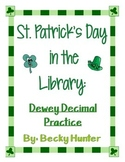 St. Patrick's Day in the Library