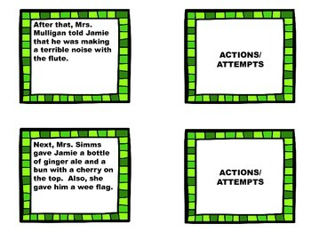 St. Patrick's Day in the Morning: Retelling and Figurative Language {FREEBIE}