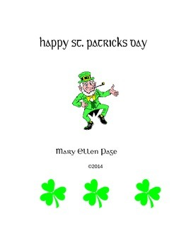 St. Patrick's Day (revised)