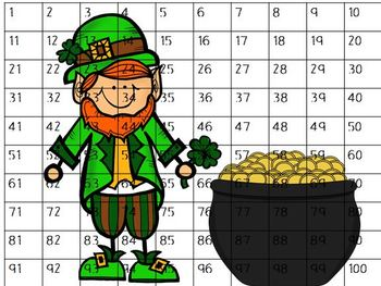 St Patrick's Day! (themed literacy and math activities)