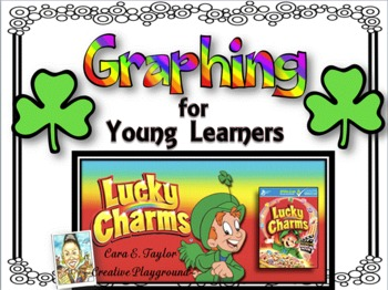 St. Patrick's Day~Lucky Charm's Graphing for Young Learners