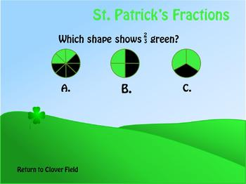 St. Patrick's Fractions