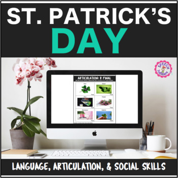 Speech Therapy St. Patrick's: Language, Articulation, & Social Pragmatics