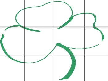 St. Patrick's Letter Bingo 5 Playing Grids