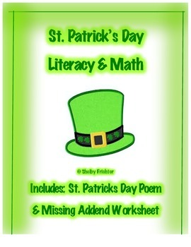 St. Patricks Literacy & Math