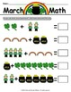 St. Patrick's March Activity Pack - Math, Writing, Syllables, Word Search & More
