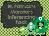 St. Patrick's Monsters Inferencing Pack