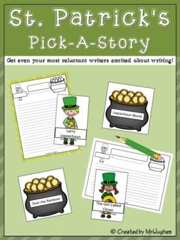 St. Patrick's Pick-A-Story