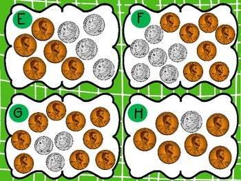 St. Patrick's Place Value Center/SCOOT Dimes/Pennies
