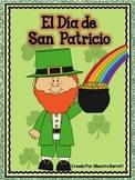 #Lomejorde2016 St Patricks Spanish /San Patricio- ¡Lee, Escribe y Aprende!