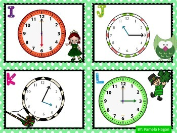 St. Patrick's Time Scoot