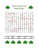 St Patricks Word Search