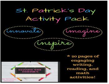 St. Patricks's Day Activity Pack Freebie!!