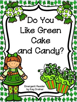 St. Pat's Day Emergent Reader