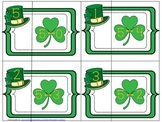 St. Pat's Fluency to 5 Addition and Subtraction Match Game