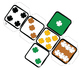 St. Pat's Lucky Counting Dice Clip Art Set {Messare Clips & Design}