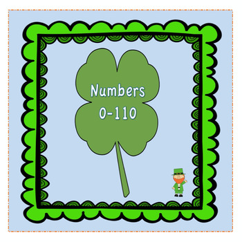 St. Pat's Numbers 0-110