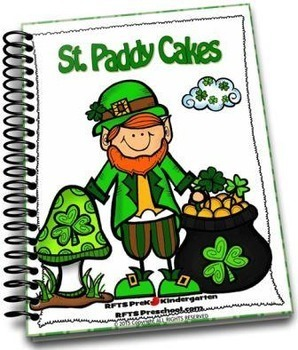 St. Patty Cakes (5-day Thematic Unit)