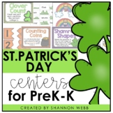 St. Patty's Centers (PRE-K and K)