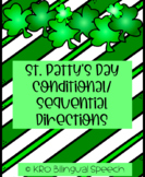 St. Patty's Day Conditional/ Sequential Directions