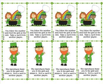 St. Patty's Day Early Artic Fun: P,B,T,D,M,N