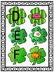 St. Patty's Day Letter/Beginning Sound Match (Initial Sounds/March)