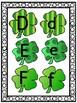 St. Patty's Day Letter Match (March/St. Patrick's Day/Shamrocks)