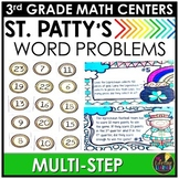 St. Patrick's Day Math Game   Multi-Step Word Problems