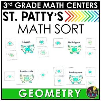 Geometry March Math Center
