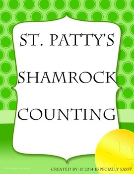 St. Patty's Counting On...
