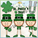 St. Patty's Day Clip Art - St. Patrick's Day Clip Art - CU