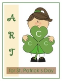 St. Patrick's Day Art Packet
