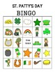 St. Patty's Day Bingo