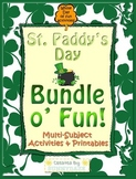 St. Patrick's Day Math & ELA