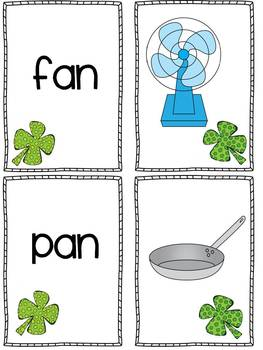 St. Patty's Day Fun: Literacy and Math Activities