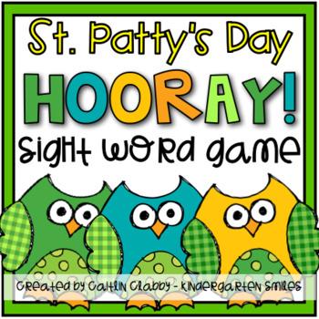 St. Patty's Day Hooray!