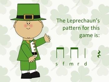 St. Patty's Day Leprechaun Poison Melody Game: fa