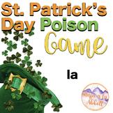 St. Patty's Day Leprechaun Poison Melody Game: la