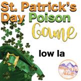 St. Patty's Day Leprechaun Poison Melody Game: low la