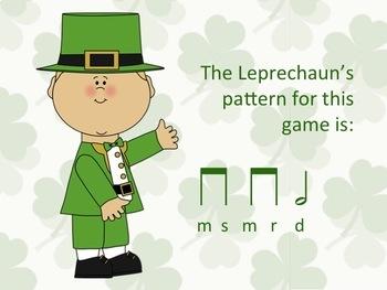St. Patty's Day Leprechaun Poison Melody Game: re