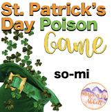 St. Patty's Day Leprechaun Poison Melody Game: so-mi