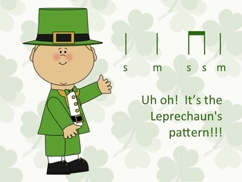 St. Patty's Day Leprechaun Poison Melody Game: so-mi