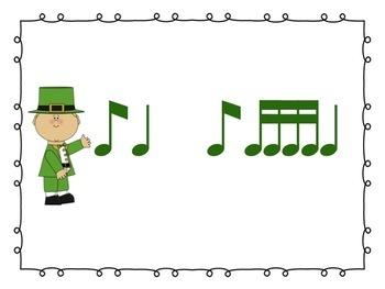 St. Patty's Day Leprechaun Poison Rhythm Game: syn-co-pa