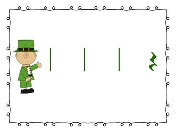 St. Patty's Day Leprechaun Poison Rhythm Game: ta rest