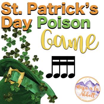 St. Patty's Day Leprechaun Poison Rhythm Game: tika-tika