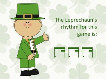 St. Patty's Day Leprechaun Poison Rhythm Game: tim-ka