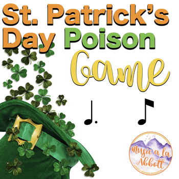 St. Patty's Day Leprechaun Poison Rhythm Game: tom-ti