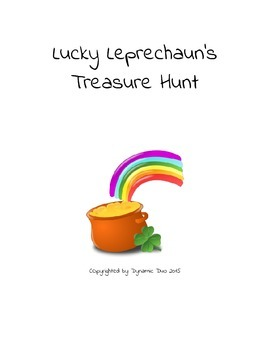St. Patty's Day Leprechaun Treasure Hunt