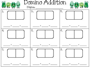 St. Patty's Day Math Station FREEBIES!